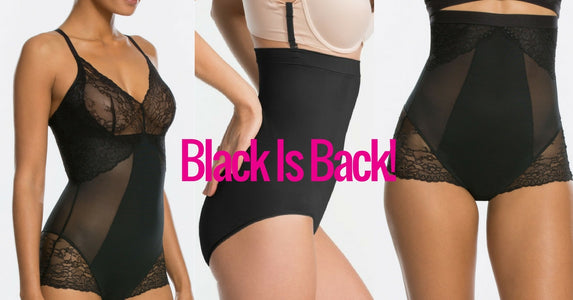 black shapewear