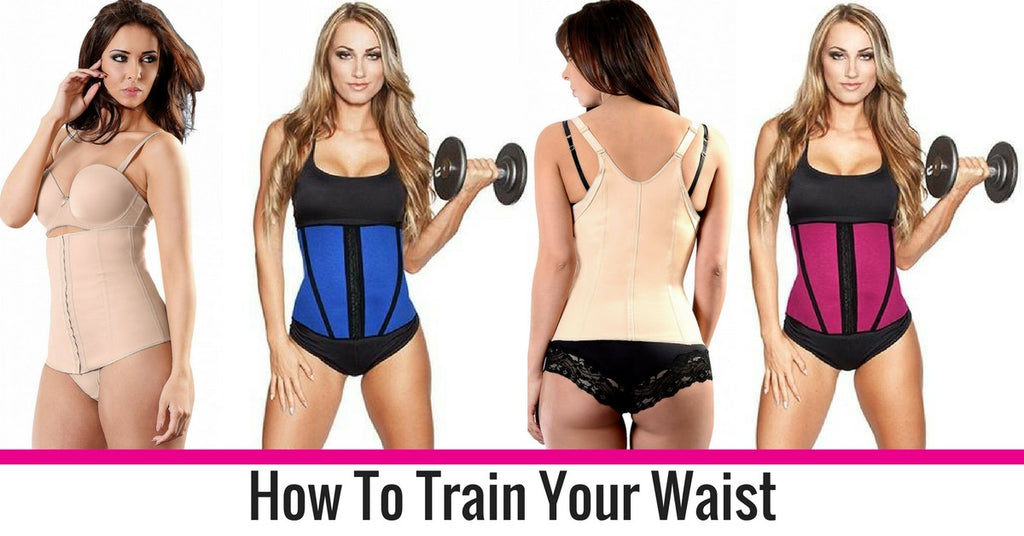 how to train your waist top tips