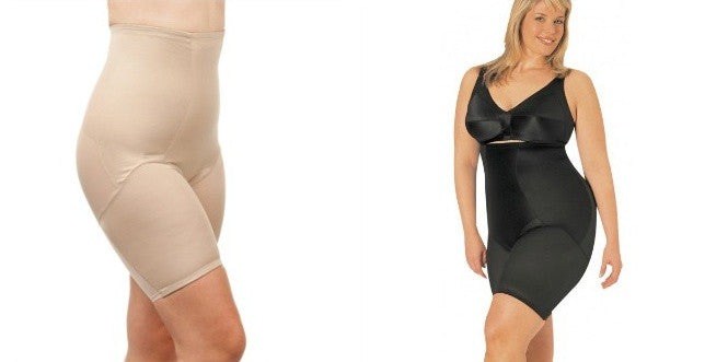 Miraclesuit Fuller Figure High Waist Long Leg Thigh Slimmer Review