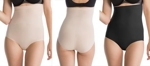 Spanx  Shapewear Size Difference