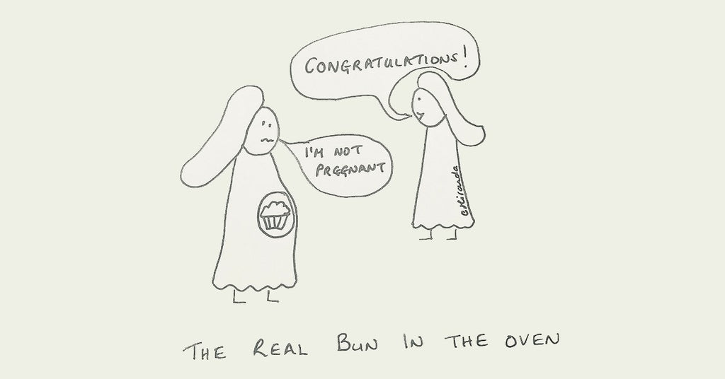 The Real Bun In The Oven