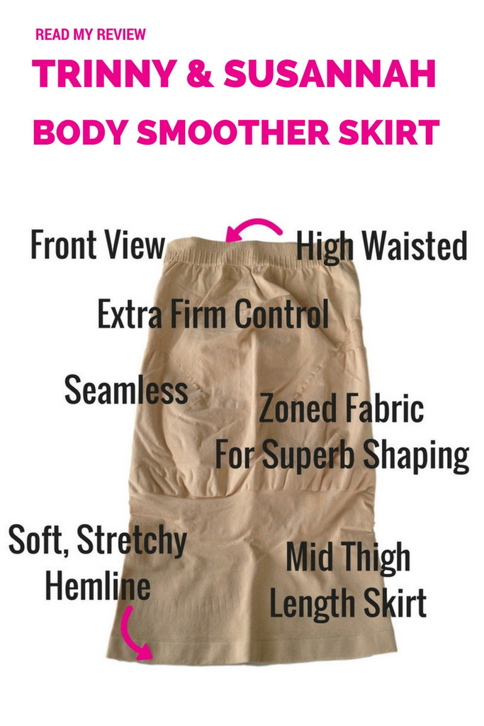 90fffa96f171c Trinny and Susannah Magic Body Smoother Skirt Slip - 52618 - Shapewear  Review