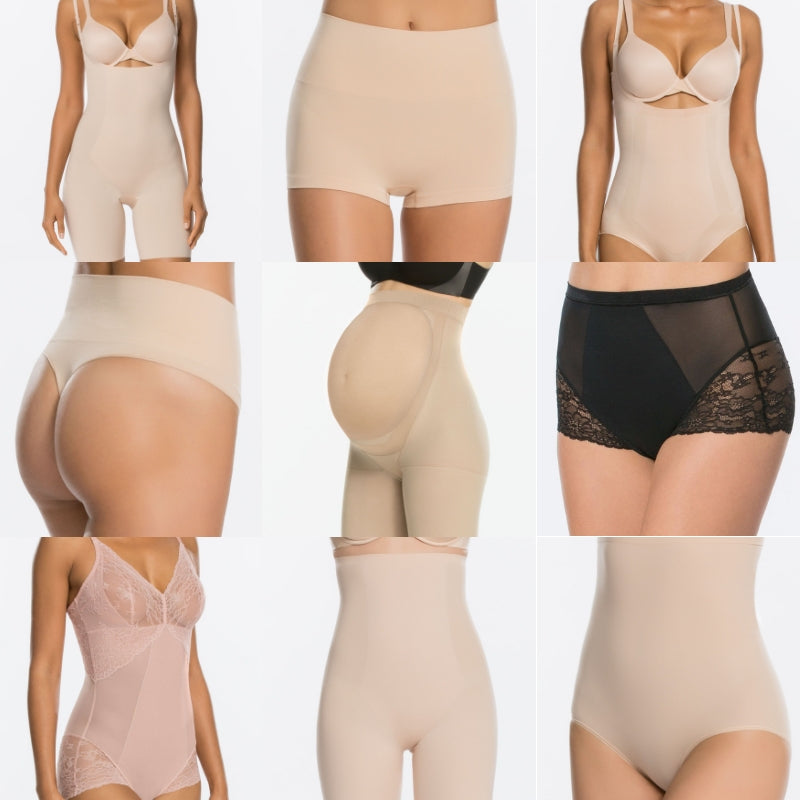 spanx shapewear collection