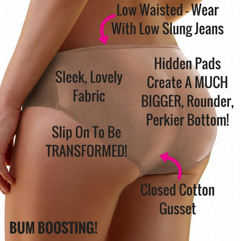3c716f02277 How To Get A Bigger Bum! Does My Bum Look Big In This  – The Magic ...
