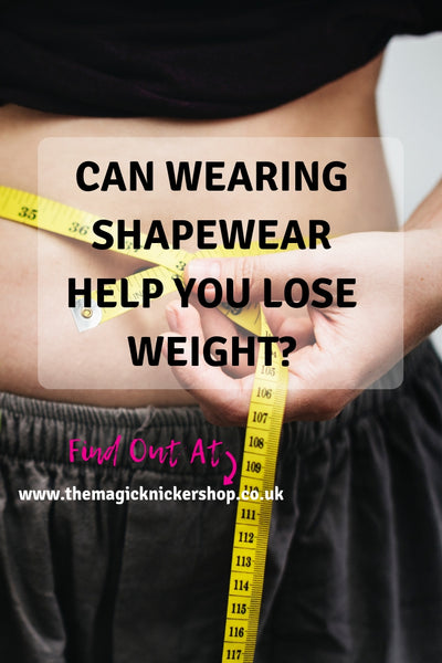 Can Wearing Shapewear Really Help You To Lose Weight? Do You Want To Know The Truth? Read My Very Revealing Blog Post All About How I Really Feel About Shapewear & Weight Loss. My Answer Might Surprise You!