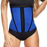 Esbelt Waist Shaper Workout Waist Cincher ES062 In Blue