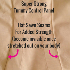 Miraclesuit High Waist Extra Firm Control Briefs Shapewear Review Tummy Control Panel