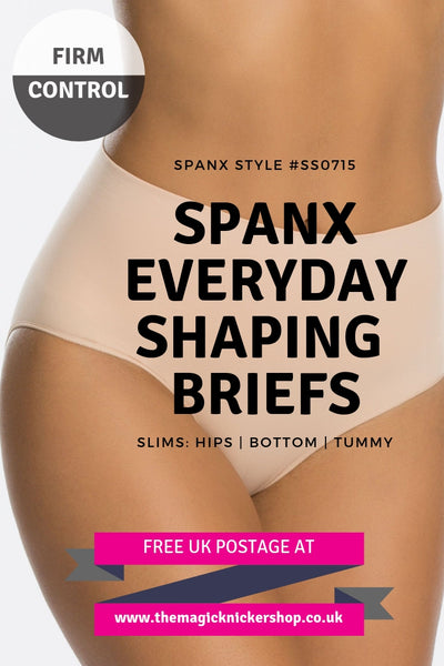 Spanx Everyday Shaping Briefs Firm Control Pants Free UK Delivery
