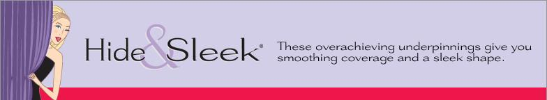 Spanx Hide and Sleek Shapewear