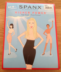 Spanx Higher Power Review Packaging