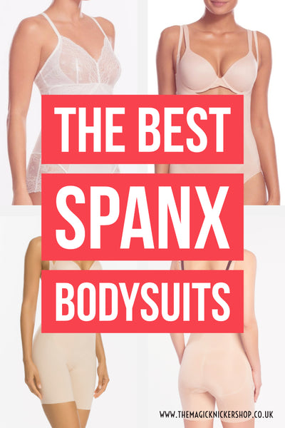 The Best Spanx Bodysuits