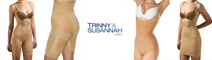 Shop By Shapewear Brand: Trinny and Susannah