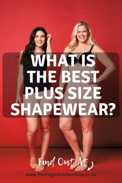 what is the best plus size shapewear