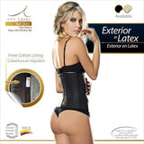Ann Chery Classic Latex Boned Waist Cincher Side View
