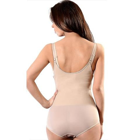 Esbelt Samba Slimsuit Body Shaper Natural Back View