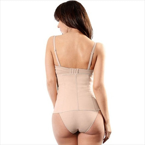 Esbelt Waist Cincher Natural Back View