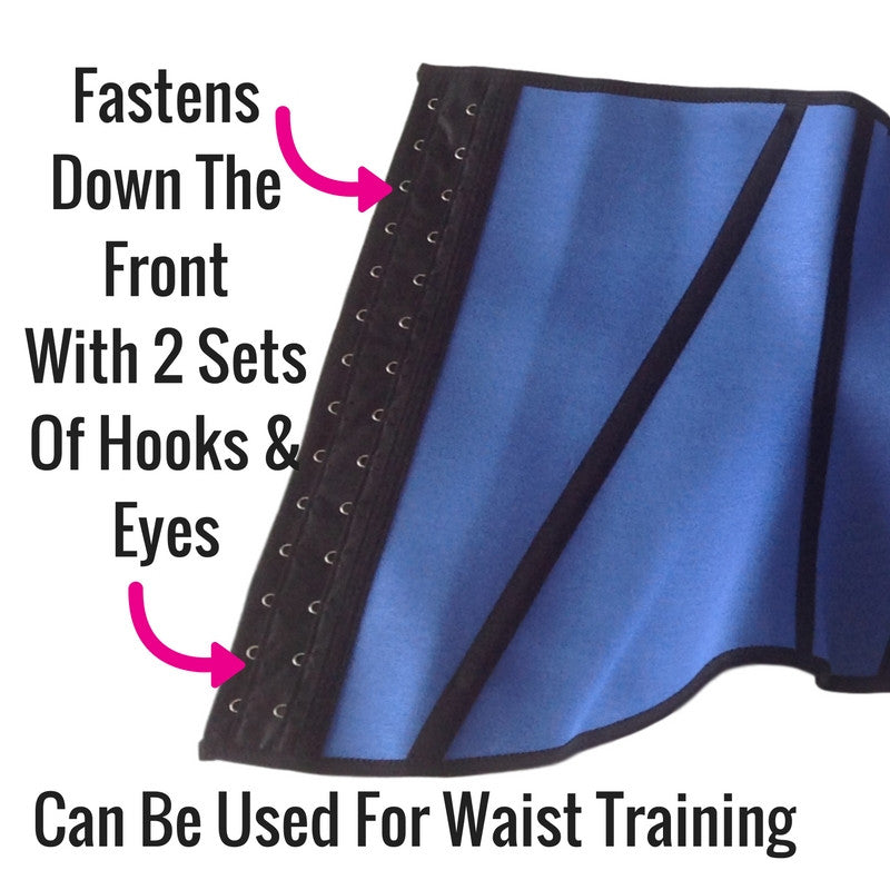 Esbelt Waist Training Waist Cincher Corset ES062 Hooks and Eyes Fastening