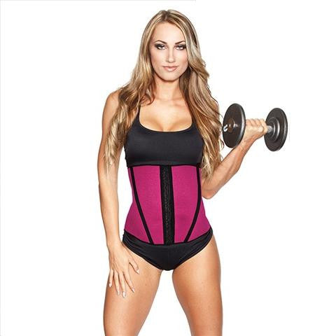 Esbelt Waist Training Corset In Pink