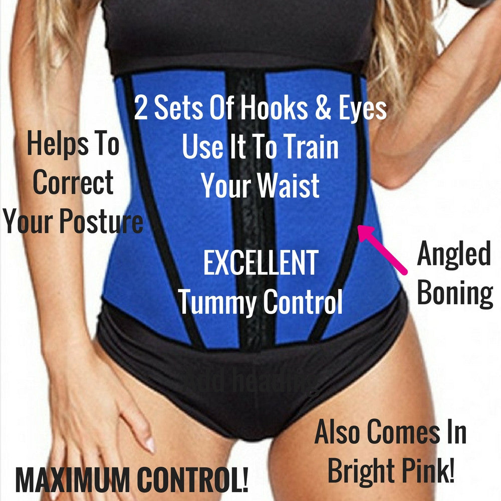 esbelt waist training waist cincher