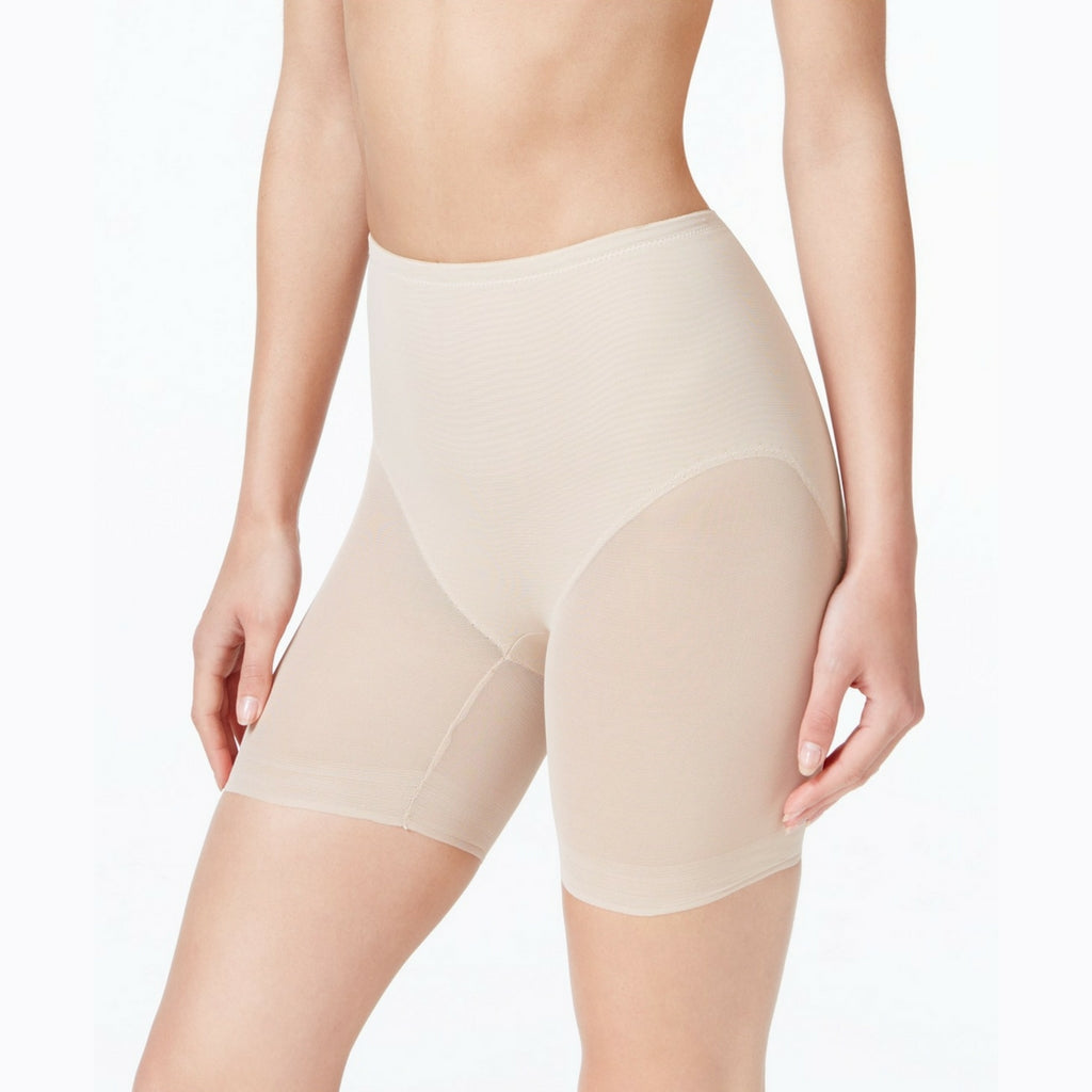 Miraclesuit Bum Booster Slimming Shorts 2776 Natural Front View