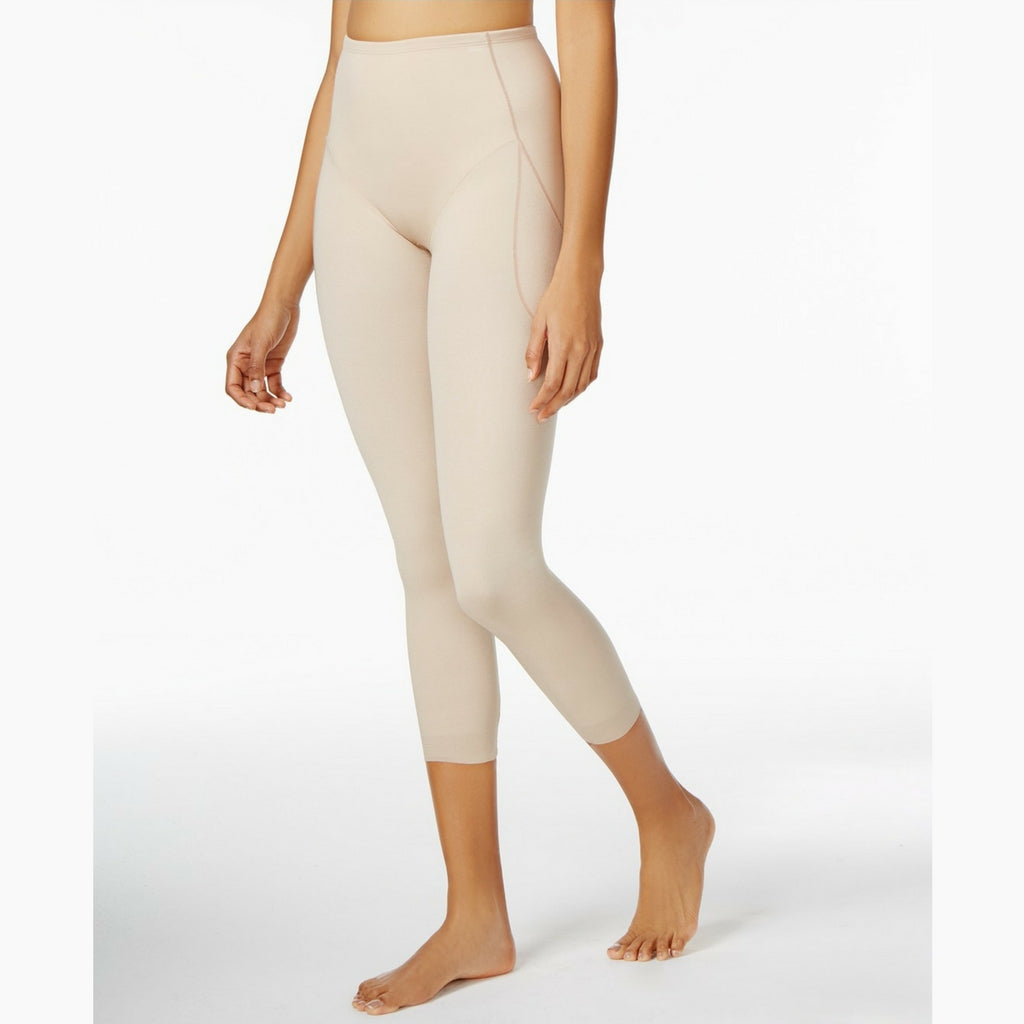 bf604416df Miraclesuit Rear Lift   Thigh Control Waistline Leggings 2817 Natural Front  View. Miraclesuit Rear Lift   Thigh Control Waistline Leggings 2817 Natural  ...