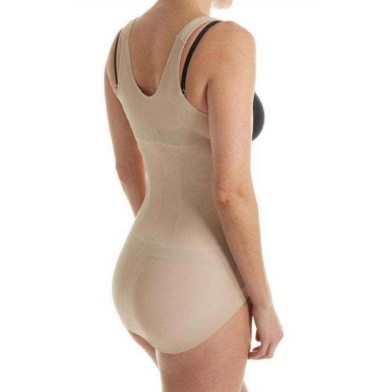 Miraclesuit Extra Firm Control Body Briefer Nude Back View