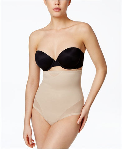 Miraclesuit Sexy Control Thong Natural Front