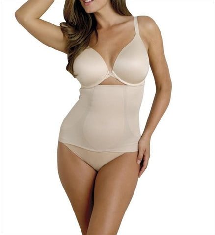 Miraclesuit Waist Shaper In Natural Front View