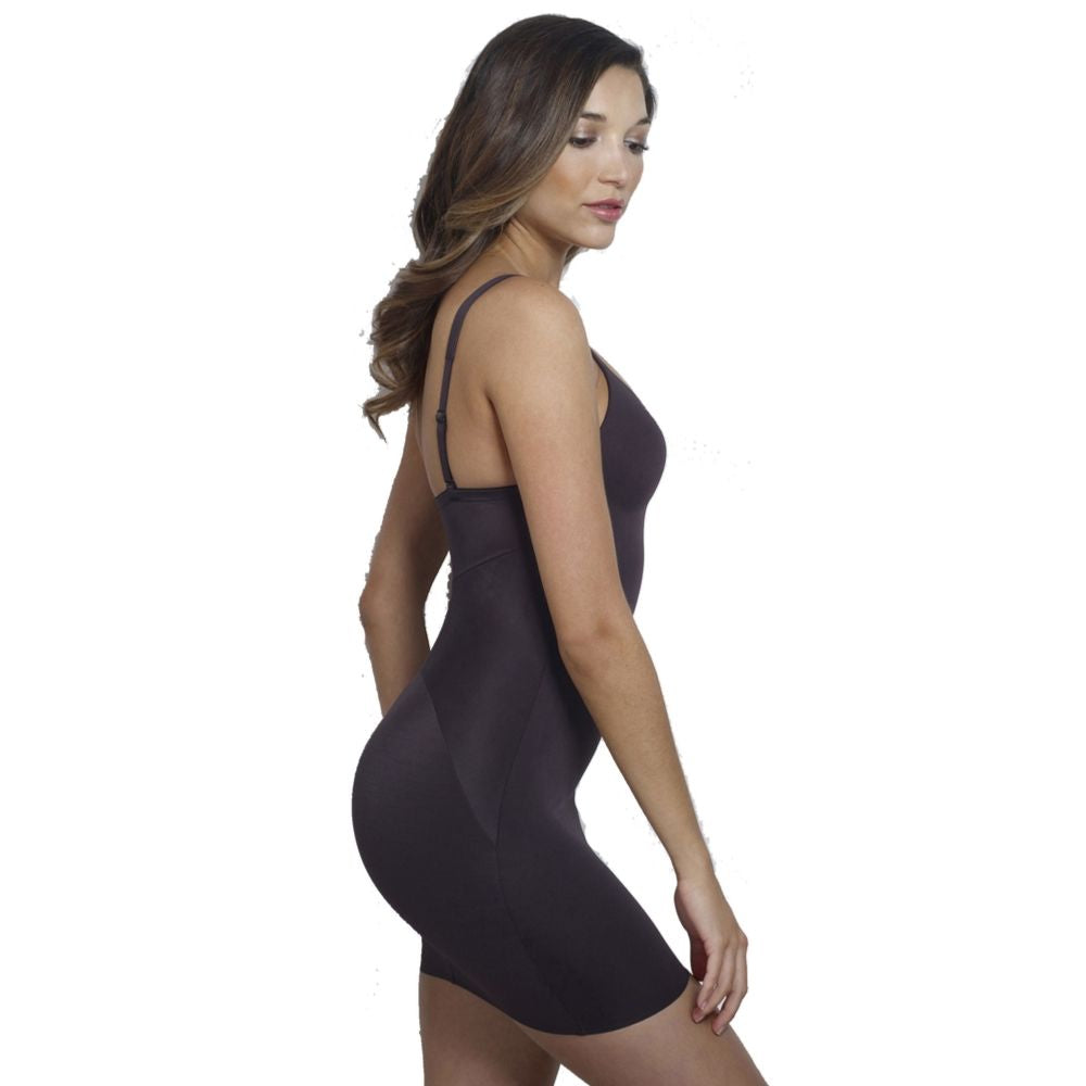 Naomi & Nicole Shape Your Curves Full Plunge Slip 7342
