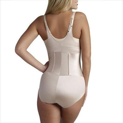 Naomi and Nicole Smooth Away Torsette Body Briefer Back View