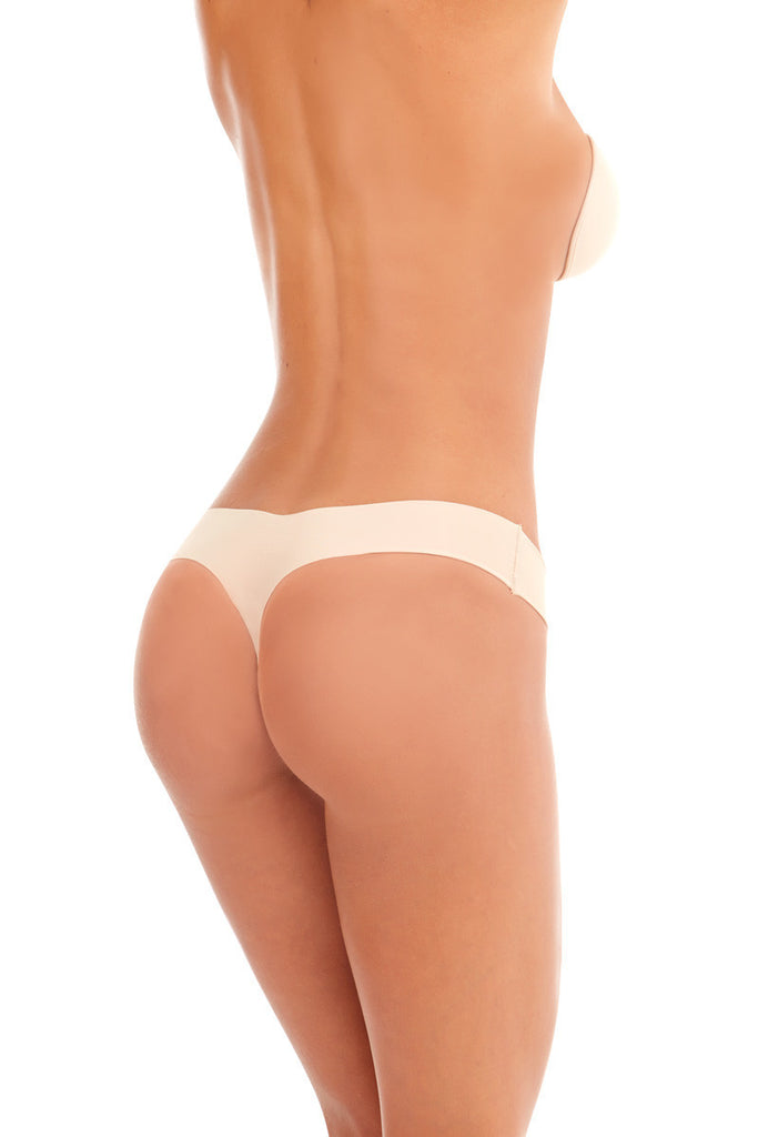 secret weapons nudi g string slimming thong back view