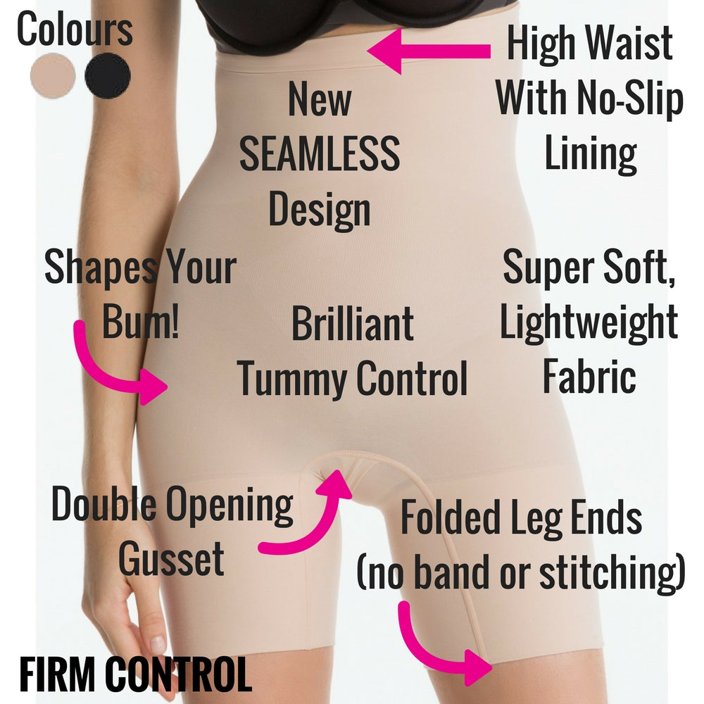 7b74c50870e9 Spanx Higher Power Shorts - The All Time Spanx BEST SELLER! – The Magic  Knicker Shop