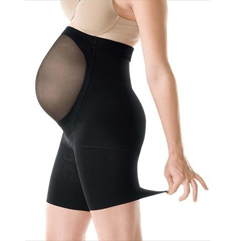 Spanx Power Mama Maternity Shaper In Black
