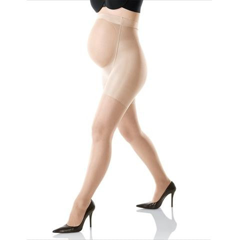 Mama Spanx Maternity Full Length Pantyhose In Natural