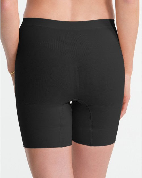 Spanx Power Shaper Short - Spanx Power Panties - SPX 2744 Black Back View