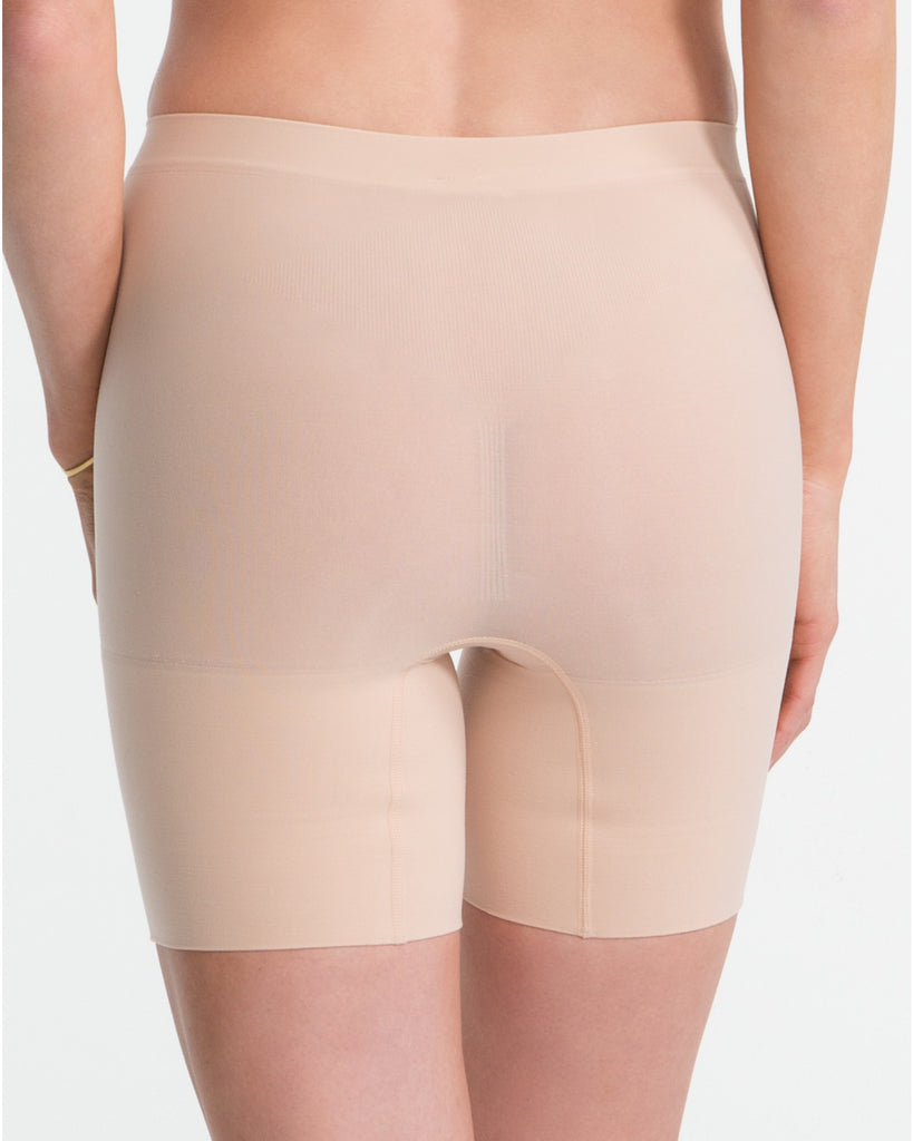 Spanx Power Shaper Short - Spanx Power Panties - SPX 2744 Nude Back View