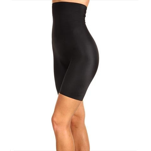 Spanx Slimplicity High Waist Body Shaper In Black