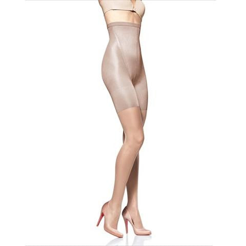 Spanx In Power Line Super High Shaping Sheers Natural