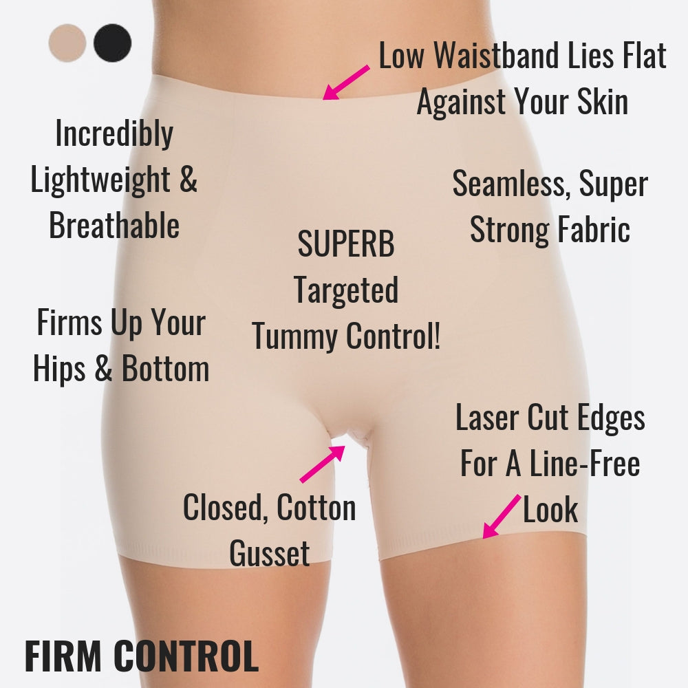 a89787ef28 Spanx Thinstincts Firm Control Girl Shorts. Spanx Thinstincts Firm Control  Girl Shorts