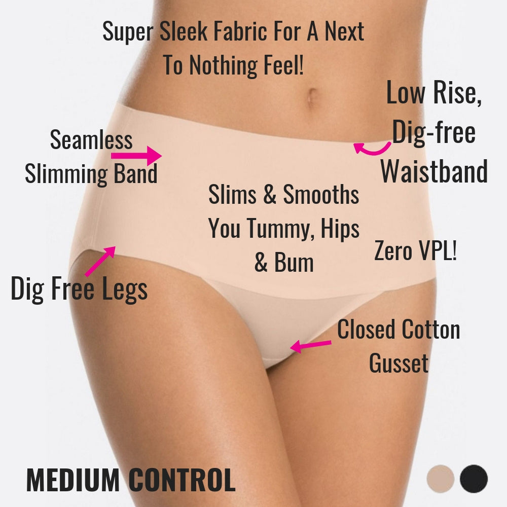42be9494a207 Super Slimming Spanx Control Pants (Wear Under Your Shortest Skirts ...