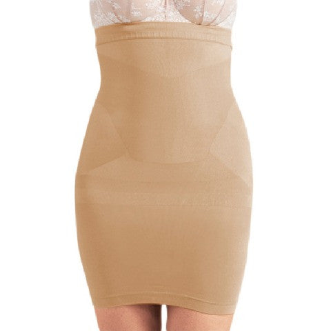 Trinny and Susannah Magic Body Smoother Skirt Natural