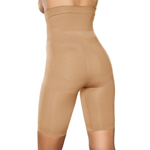 Trinny and Susannah Bum Tum & Thigh Reducer Natural Back View
