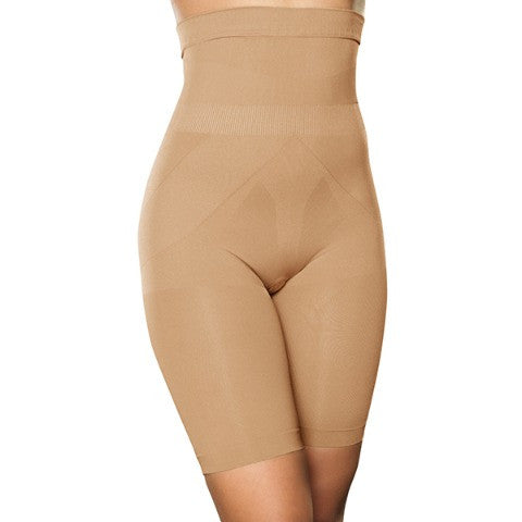 Trinny and Susannah Bum Tum & Thigh Reducer Natural Front