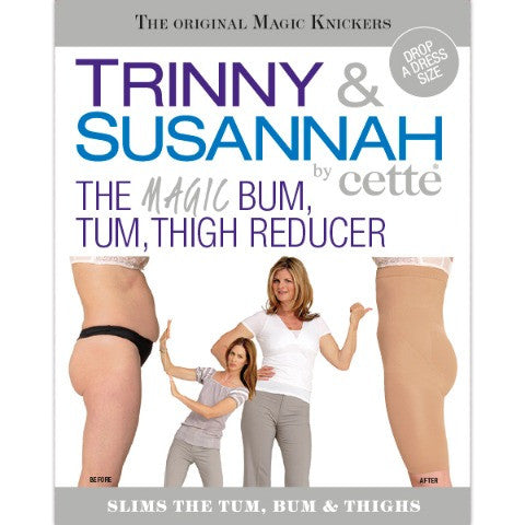 Trinny and Susannah Bum Tum & Thigh Reducer Packet