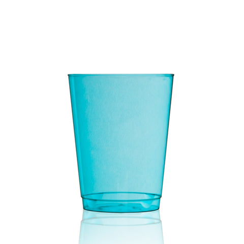 Tinted Water Glasses