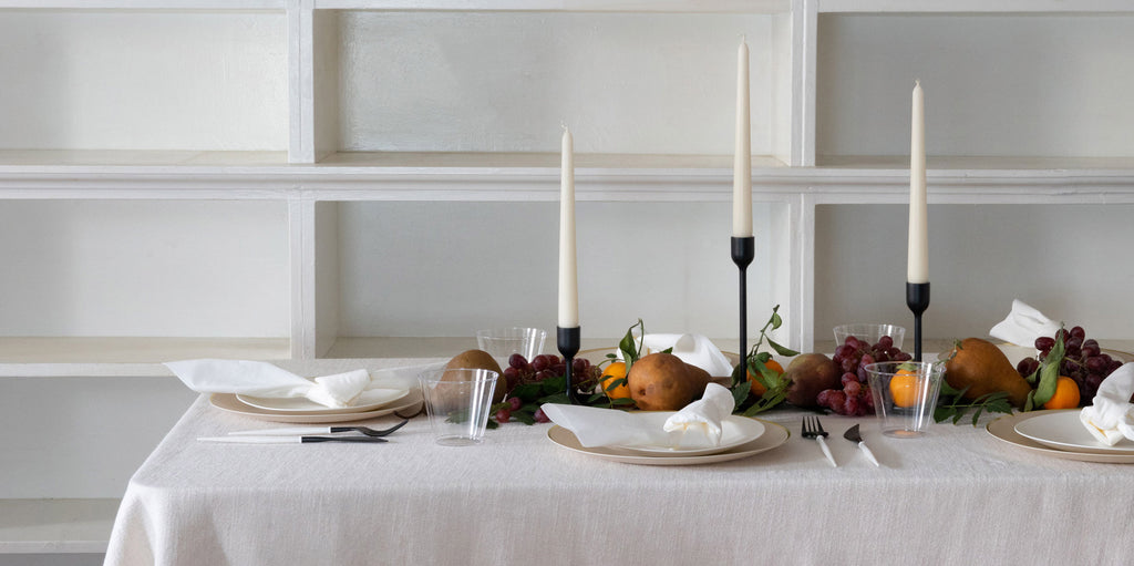 disposable-tableware-for-thanksgiving