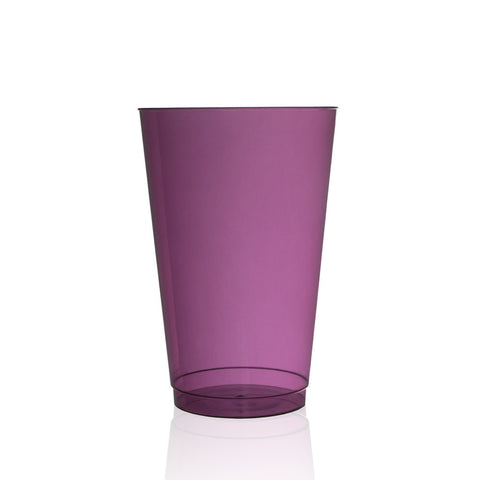 Tinted Water Glass in Amethyst