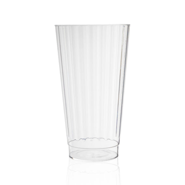Fluted Water Glass