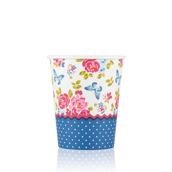 Hot and Cold Drink Cup in Eden Rose