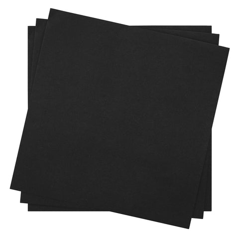 Dinner Napkin in Jett | Pack of 10